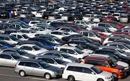 Việt Nam nhập khẩu hơn 140.000 xe ô tô trong năm 2019