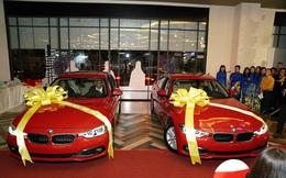 Thị trường địa ốc khó khăn, vẫn có doanh nghiệp thưởng Tết bằng ô tô BMW, Honda SH