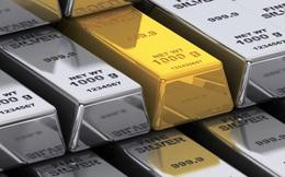 Giá vàng lao dốc tiếp gần 80 USD, xuống 1.450 USD/ounce