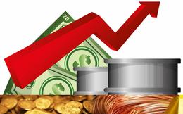 Thị trường ngày 3/1: Vàng lập đỉnh 3 tháng, dầu tiếp tục tăng mạnh