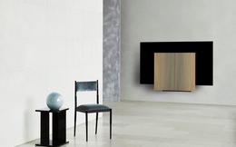 Thiết kế ấn tượng của Beovision Harmony - chiếc TV khi không hoạt động sẽ như một tác phẩm điêu khắc