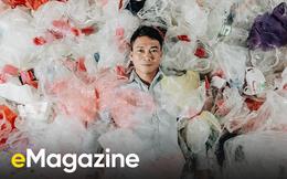 Hành trình cứu biển của nhiếp ảnh gia đi xe máy hơn 7.000km, chụp 3.000 bức ảnh về rác thải nhựa: Hãy mơ cùng nhau một giấc mơ!
