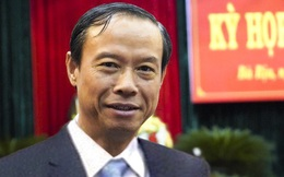 Ông Nguyễn Văn Thọ giữ chức vụ Chủ tịch UBND tỉnh Bà Rịa-Vũng Tàu