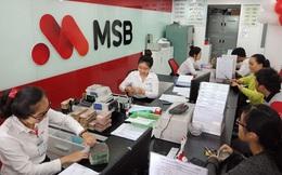MSB lãi trước thuế 1.287 tỷ đồng trong năm 2019, thu nhập nhân viên gần 23 triệu đồng/tháng