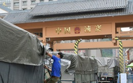 Trung Quốc điều chỉnh thời gian thông quan, giao nhận hàng hóa để phòng chống virus corona
