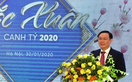 Phó Thủ tướng Vương Đình Huệ: Chính phủ sẽ tăng 10.000 tỷ đồng vốn điều lệ cho Vietcombank và VietinBank trong quý I/2020