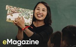 """Từ chối công việc tại Tập đoàn Microsoft Canada, """"cô giáo Skype"""" trở về trường làng dạy học: """"Cô hạnh phúc thì trò mới hạnh phúc!"""""""