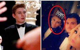 Barron Trump điển trai, lạnh lùng là thế nhưng khi chụp ảnh selfie thì khiến ai cũng thấy bất ngờ với dáng vẻ hoàn toàn khác
