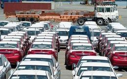 """Năm 2019 chứng kiến sự """"xâm lấn"""" của xe ô tô nhập khẩu"""