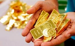 Giá vàng sáng nay tăng 1 triệu đồng/lượng