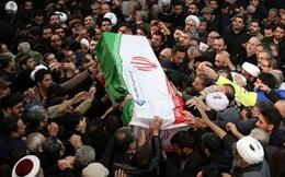 Thi hài tướng Soleimani được an táng tại quê nhà sau loạt vụ không kích trả đũa Mỹ