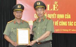 Thiếu tướng Đỗ Văn Hoành được bổ nhiệm làm Chánh Văn phòng Cơ quan Cảnh sát Điều tra Bộ Công an thay Trung tướng Trần Văn Vệ