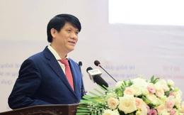 Phó ban Tuyên giáo làm Thứ trưởng Bộ Y tế