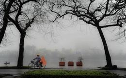 Bắc Bộ tiếp tục có mưa rét, có nơi dưới 7 độ C