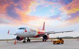 Các đường bay đi và đến Đài Loan và Hồng Kông của Vietjet khai thác bình thường