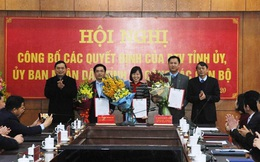 Cao Bằng bổ nhiệm 03 Phó Chánh Văn phòng UBND tỉnh