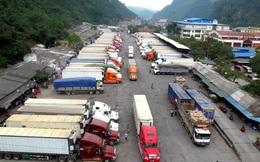 Bộ Công Thương khuyến cáo các doanh nghiệp hạn chế đưa hàng hóa lên biên giới