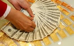 Giá vàng và USD bật tăng