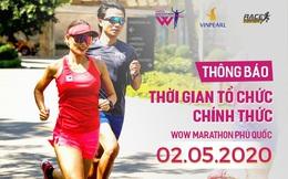 Chưa đầy 6 triệu đồng combo đủ vé máy bay, khách sạn Vinpearl tại giải chạy WOW Marathon dịp 30/4 tại Phú Quốc