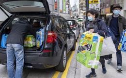 """Giấy vệ sinh và khẩu trang - """"Tiền tệ"""" mới ở Singapore và Hồng Kông thời virus corona"""