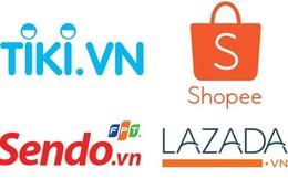 Shopee, Tiki, Lazada…đóng cửa hơn 30.000 gian hàng vì thổi giá khẩu trang, nước rửa tay