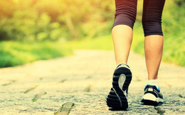 Bác sĩ khuyên tôi đi bộ 15.000 bước mỗi ngày để tránh tối đa nguy cơ bệnh tật: Thực hiện đều đặn thì vừa sảng khoái tinh thần, vừa tăng cường sức khỏe