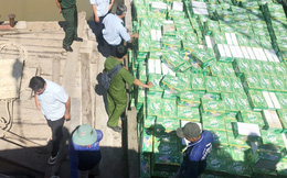 Khởi tố vụ buôn lậu nước giải khát có gas trị giá trên 8,6 tỷ đồng