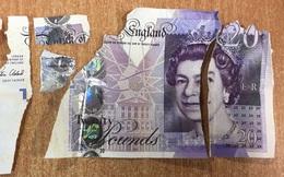 Tiết lộ của Ngân hàng trung ương Anh về việc xử lý những tờ tiền cũ