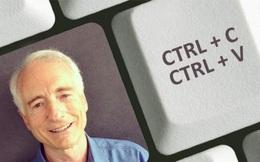 """Cha đẻ của tổ hợp """"copy, paste"""" huyền thoại mà bất cứ ai dùng máy tính đều biết qua đời ở tuổi 74"""