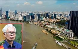 """Cú bắt tay giữa ông Trần Phương Bình và """"đại gia"""" Phùng Ngọc Khánh để xoay tiền đầu tư dự án Sài Gòn - Ba Son"""