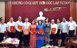 Bình Phước bổ nhiệm nhiều Giám đốc, Phó Giám đốc Sở