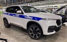 VinFast Lux sẽ được trang bị cho lực lượng CSGT Việt Nam?