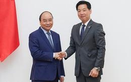 TGĐ Aeon Việt Nam: Đã chuẩn bị nguồn vốn 2 tỷ USD để đầu tư, phấn đấu sẽ xuất khẩu 1 tỷ USD hàng hoá sang Nhật Bản và các nước khác