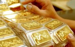 Giá vàng tiếp tục giảm, xuống dưới 46,5 triệu đồng/lượng