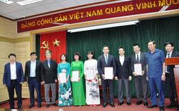 Bộ Y tế bổ nhiệm nhiều nhân sự chủ chốt cấp Vụ