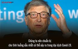 """Bill Gates gọi Covid-19 là """"đại dịch thế kỷ"""" và đưa ra 4 giải pháp để ngăn chặn sự lây lan đang tăng nhanh trên toàn cầu"""