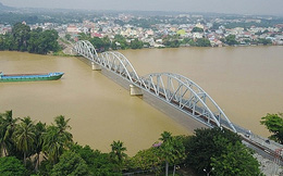 Đầu tư 1.300 tỉ xây dựng đường ven sông Đồng Nai
