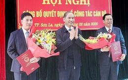Sơn La có 2 tân Phó Chủ tịch UBND thành phố