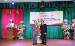 Ngân hàng Nhà nước Cao Bằng và Bình Định có lãnh đạo mới