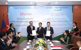 Phó giám đốc Vietcombank chi nhánh Thăng Long sang làm Tổng giám đốc Vietcombank Lào