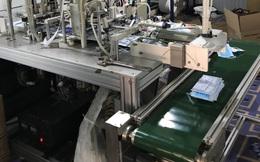 Phát hiện cơ sở sản xuất 1.500 khẩu trang y tế không đúng tiêu chuẩn tại Bình Phước