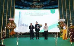 Thêm một công trình siêu cao tầng tại thành phố Hồ Chí Minh