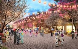 Sắp ra mắt tuyến phố đi bộ Nhật Bản tại Wyndham Lynn Times Thanh Thủy