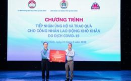 Neptune hỗ trợ hiện vật trị giá 3,5 tỷ đồng cho lao động tỉnh Quảng Ninh mất việc trong COVID-19