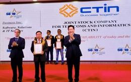 CTIN (ICT) báo lãi quý 4 tăng 50%, cả năm lãi 109 tỷ đồng trước thuế, vẫn không hoàn thành kế hoạch năm