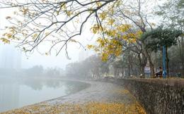 Không khí lạnh gây mưa dông ở Trung Bộ, Bắc Bộ trời rét