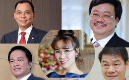 Xếp hạng Forbes 2019: Tỷ phú Phạm Nhật Vượng ra ngoài Top 300, Chủ tịch Masan không còn trong danh sách