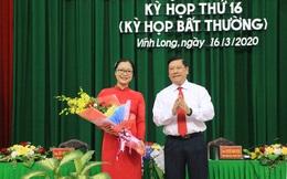 Giám đốc Sở GD&ĐT làm Phó Chủ tịch UBND tỉnh Vĩnh Long