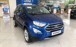 Ford EcoSport giảm giá sốc gần trăm triệu, xuống hơn 470 triệu đồng - Cơ hội lấy lại ngôi vương từ Hyundai Kona