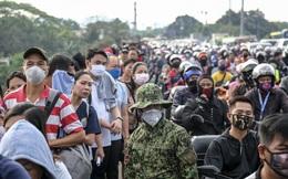 Philippines hi sinh phong tỏa khu vực có 60 triệu dân, đóng góp 70% GDP để ngăn chặn dịch bệnh